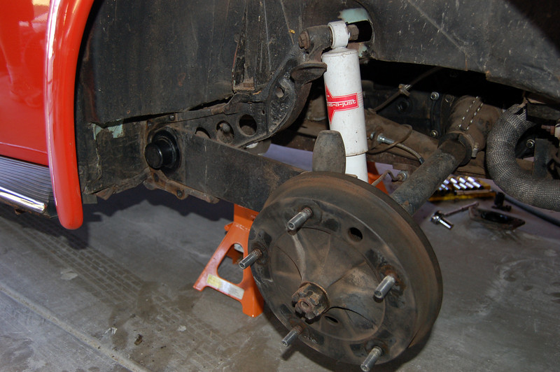 The 1966 VW Beetle Forum :: View topic - Squeaking torsion bar bushing